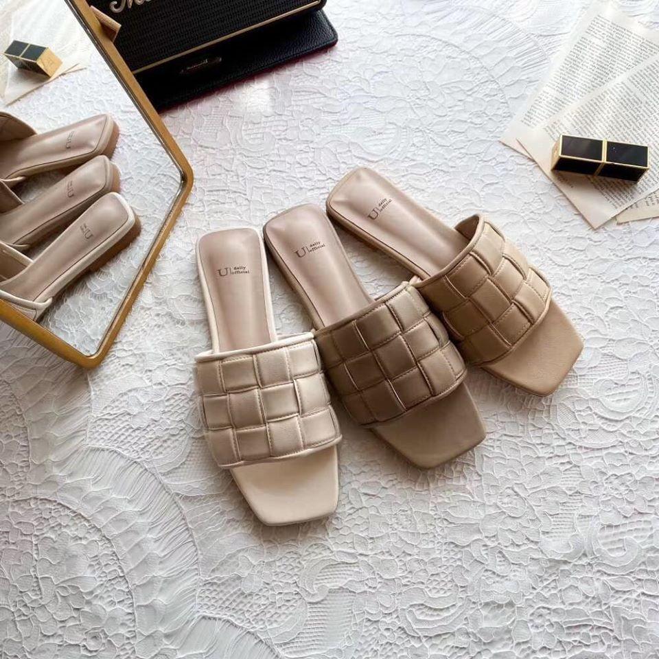 A200426-編織涼鞋 (預購)