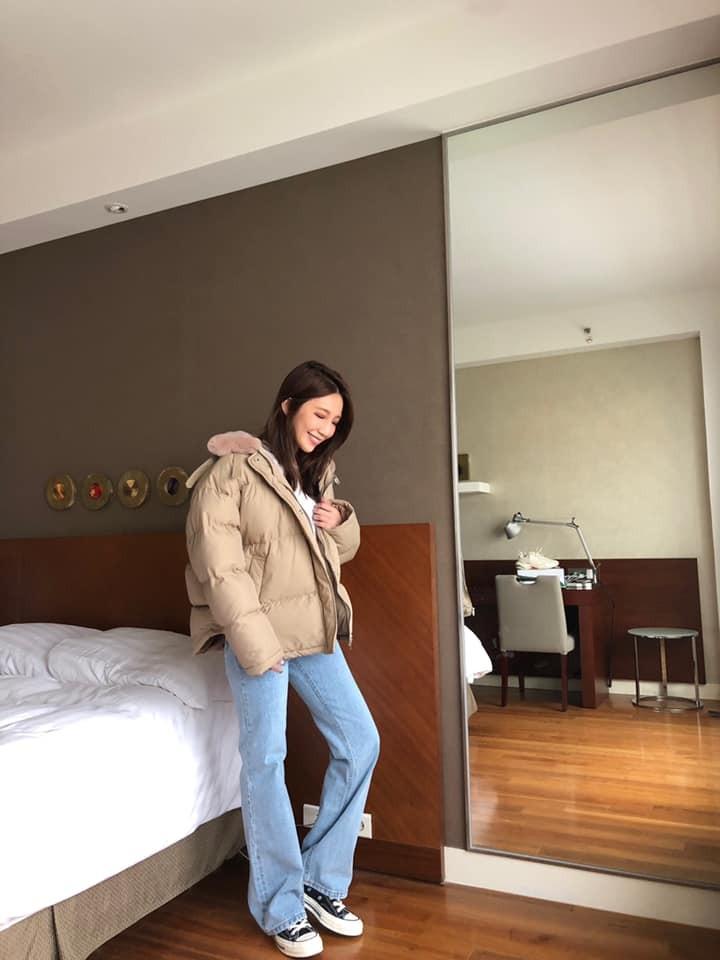 J190127-毛領鋪棉外套(現貨)