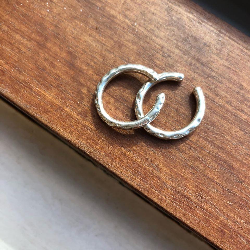 N91110-925不規則開口戒指 (單個)(預購)