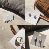 P38-設計款耳環(四款)(預購)