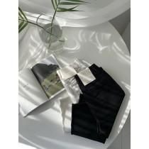 A200417-五分彈性丹寧褲 (預購)