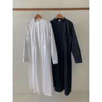 A210432-襯衫式洋裝 (預購)