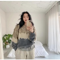 D201201-渲染層次長袖毛衣 (預購)