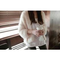 J190101-慵懶毛毛外套(現貨)