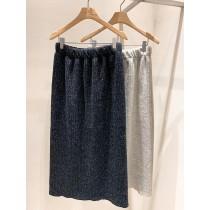 J200121開衩羊毛裙 (現貨)