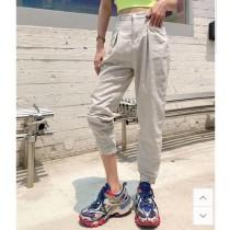 J200625-縮口工作褲 (現貨)