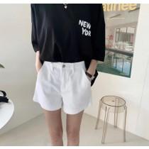 J200711-好搭版型休閒短褲 (現貨)