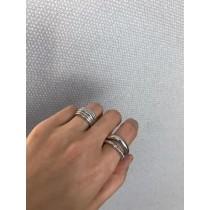 M200513-開口個性戒指(現貨)