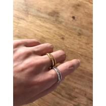 M200532-925不規則開口戒指 (單個) (預購)