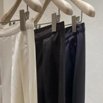 M210326-雪紡寬版西褲 (現貨)