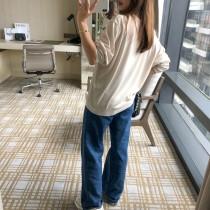 O201002-親膚軟質長袖上衣 (預購)